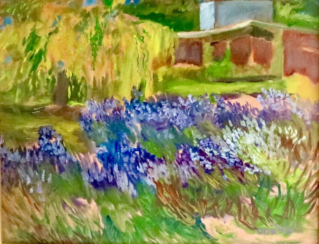 Home on the Lavender Farm